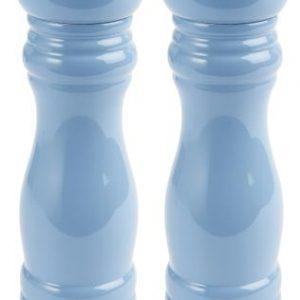 Salt & pepperkvern lyseblå