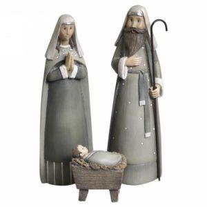 Juledekorasjon sett med 3
