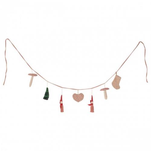 Christmas garland, julelenke