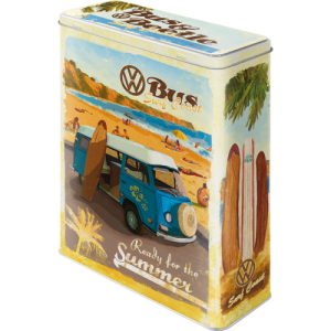 Volkswagen Bulli Ready for Summer