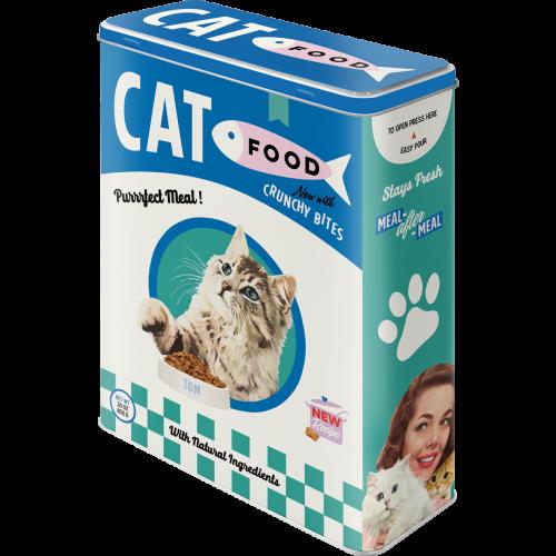 Cat Food Grey