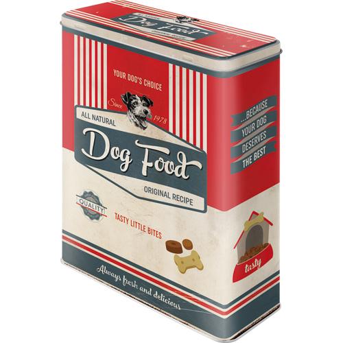Dog Food Pfotenschild