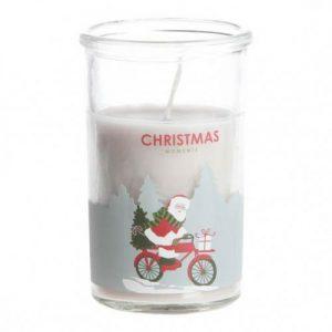 Lys i glass christmas moments