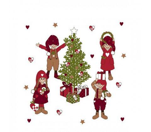 Julebarn