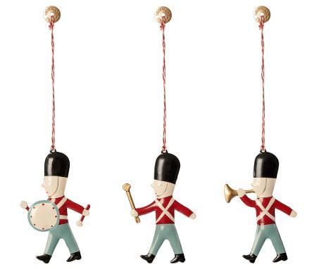Julekule 3 ass soldater